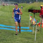 Shiners Win East Central Invitational Division II Race