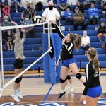 Shiner Volleyball goes 1-3 in Lawrenceburg Invitational