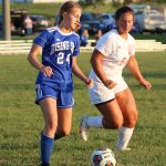 Lady Shiners outscored by Lady Cubs