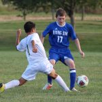Shiners post Shutout in Seniors Last Home Game