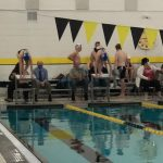 Rising Sun Swimming Competed at Milan