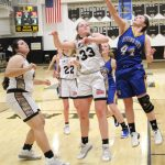 Girls Basketball Plays 4 Conference Games