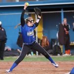 Shiners Upset Milan for a Conference Victory in Softball