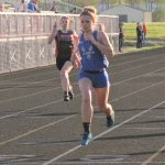 Track Hosted Shawe, South Ripley, and Oldenburg
