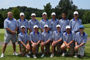2015 OCHS Boys Golf