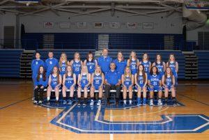 2015-2016 OCHS Girls Basketball Team