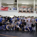 Wrestling Wins State Duals Championship!