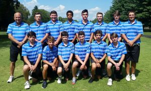 2016 OCHS Boys Golf Team