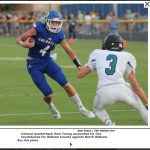 Oldham football romps North Oldham-Oldham Era