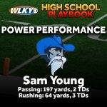 Vote for this week's high school football Power Performance-WLKY