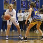 Girls Basketball: Oldham County romps Trimble County