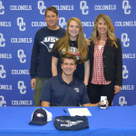 Gavin McLarty signs to play baseball for the University of Southern Indiana