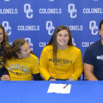 Taylor Jackson signs to play softball for Murray State University
