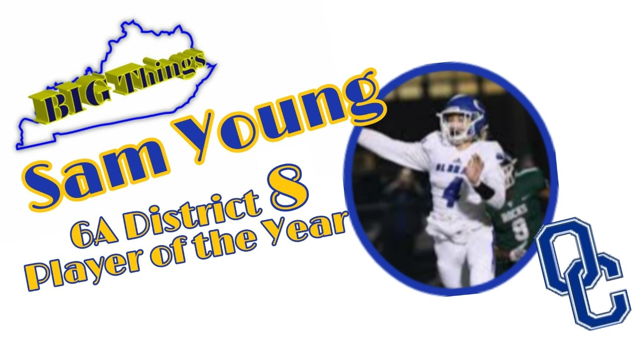 Young Named District 8 Player of the Year