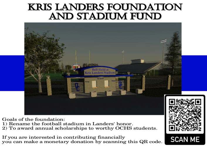 Landers Foundation Establishes goals for renovation and scholarships