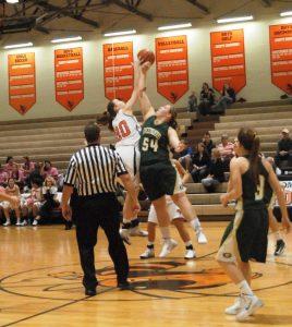 Girls Basket Ball v. Greenwood