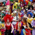 Saturday's Theme Night: Mardi Gras!