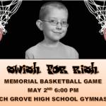Swish for Rish Memorial Basketball Game