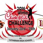 Chick-fil-a Challenge – Beech Grove vs Lutheran