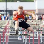 Brent Strahla – New 300 Meter Hurdles Record Holder
