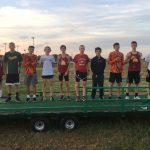 All Conference Cross Country Runners