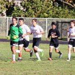 Boys Soccer Sept. 30th
