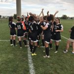 Girls Soccer Advances to Sectional Championship