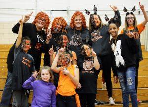 Girls Varsity Basketball Sectionals