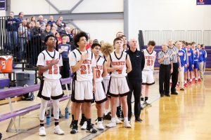 Boys Freshman Basketball County