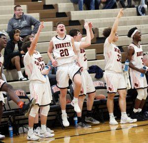 Boys Basketball v. Rushville