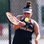 Lady Hornets Tennis Postponed Due to Rain