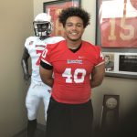 Dallas Culpepper Commits to Play D1 Football at Illinois State University