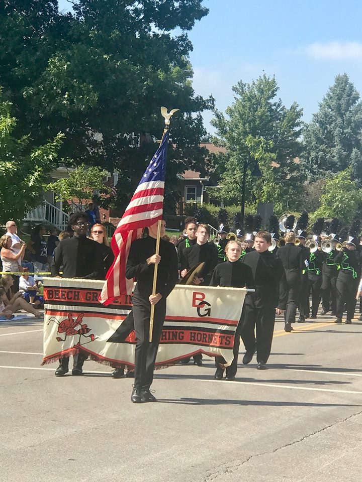 BG Marching Band – Lawerence Central Competition