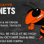 Youth Boys Basketball Tryouts