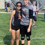Warrner, Mones-Gaspar Advance to Regionals, Girls Finish Season 8th