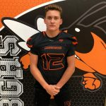 Jake Weller Earns Academic All-State in 4A Football
