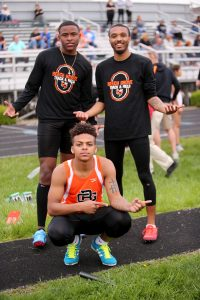 Track & Field Senior Night 2019