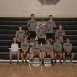 Boys Tennis Places 2nd in ICC Tournament