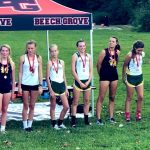 Girls Cross Country Off to a Fast Start