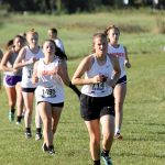 Girls Cross Country Competes in State Preview