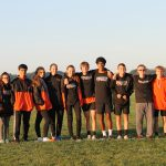 Boys Cross Country Competes in State Preview
