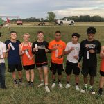 Boys Finish 3rd at Conference, Stone Earns All-Conference.