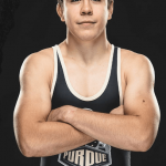 Ethan Smiley Highlighted by Purdue University