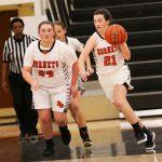 Girls JV Basketball v. Scecina