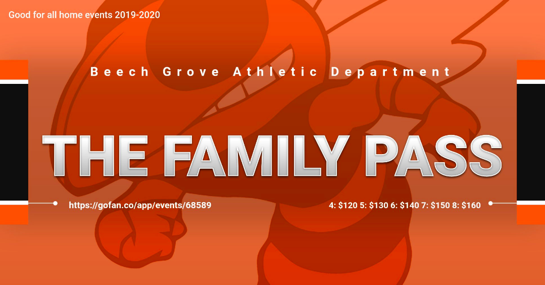 Don't Forget About Our Family Pass