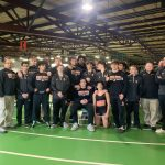 BGHS- Co-Champions at New Castle Invite