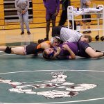 BGHS Wrestlers Finish 3-2 on the Day