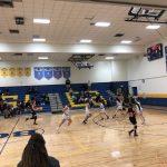 Girls 8th Grade Basketball falls to Brown County Jr. 27 – 12