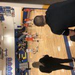 Girls 7th Grade Basketball beats Brown County Jr. 28 – 16