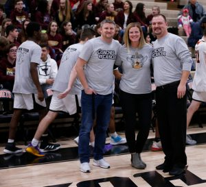 Hornet Nation — Coaches v. Cancer